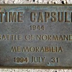 Avranches, Time Capsule