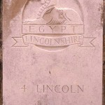 Fontenay-le-Pesnel, plaque 4th Battalion Lincolnshire
