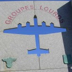 Grancamp-Maisy, monument groupes lourds Guyenne Tunisie