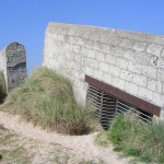 Courseulles-sur-Mer, Centre Juno Beach, les fortifications