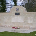 Creully, monument 4/7th Royal Dragoons Guards