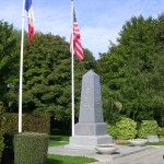La Haye-du-Puits, monument 79th Infantry Division