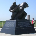 Sainte-Marie-du-Mont, Utah Beach monument The US Navy