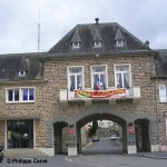 Pont-d'Ouilly, la mairie