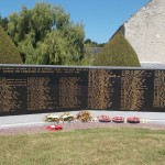 Noyers-Bocage, monument Typhoon Pilots