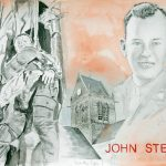 US Paratrooper John Steele