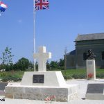 Amfreville, monument First Special Service Brigade