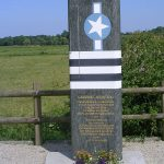 Amfreville Cauquigny, monument 325th GIR