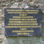 Coigny, plaque 406th Fighter Group A14