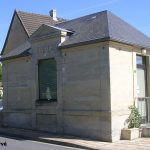 Colomby-sur-Thaon, l'ancienne mairie