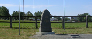 Trelly, monument lettrine