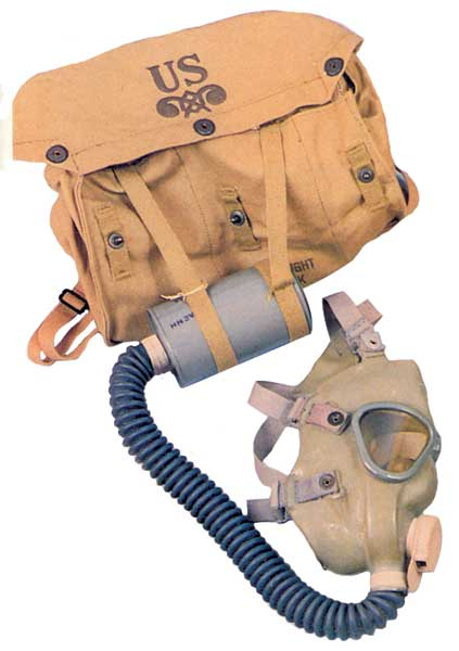 Masque à gaz M4