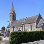 Airel, l'église