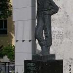 Alençon, monument général Leclerc
