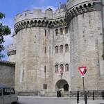 Alençon, le château des Ducs d'Alençon