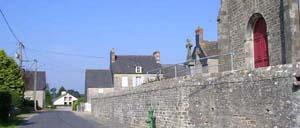 Amfreville (Manche), ville lettrine