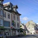 Arromanches-les-Bains, la place du 6 juin 1944