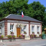Auberville, la mairie