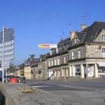 Barenton, la route de Mortain