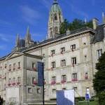 """Bayeux, l""""ancien évêché"""