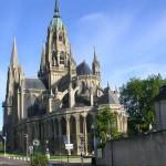 Bayeux, la cathédrale Notre-Dame