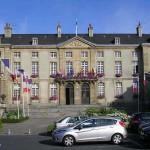 Bayeux, l'hôtel de ville