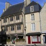 Bayeux, le quartier de la cathédrale