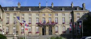 Bayeux, ville lettrine