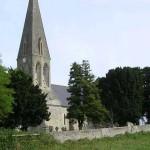 Bazenville, l'église Saint-Martin