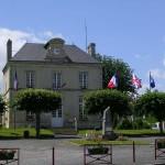 Bénouville, la mairie