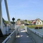 Bénouville, la passerelle du Pegasus Bridge