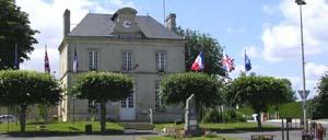 Bénouville, ville lettrine