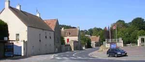 Bény-sur-Mer, ville lettrine