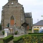 Berjou, l'église Notre-Dame de l'Assomption