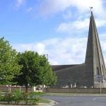Bourguébus, l'église