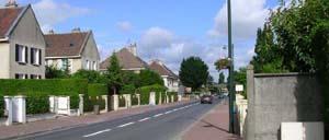 Bourguébus, ville lettrine