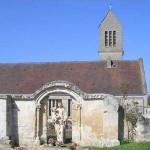Bréville-les-Monts, l'église
