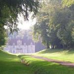 Brouay, le château de Brouay