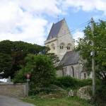 Brucheville, l'église