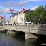 Caen, le pont de Vaucelles