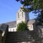 Cairon, l'église du 12e siècle
