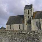Cardonville, l'église