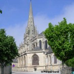 Carentan, l'église Notre-Dame