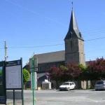 Cerisy-la-Salle, l'église