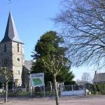 Chênedollé, l'église