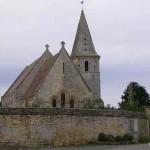 Cintheaux, l'église
