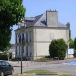 Colleville-Montgomery, la mairie