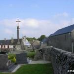 Colleville-sur-Mer, le cimetière communal