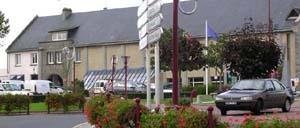 Condé-sur-Vire, ville lettrine