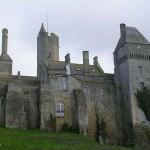Creully, le château